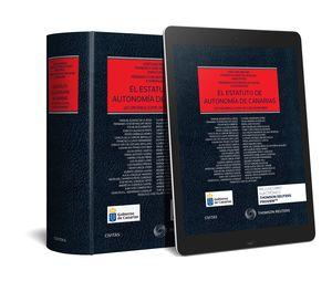 EL ESTATUTO DE AUTONOMÍA DE CANARIAS (PAPEL + E-BOOK)