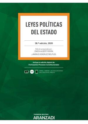 LEYES POLÍTICAS DEL ESTADO