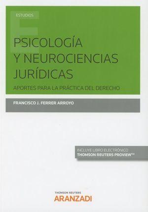PSICOLOGÍA Y NEUROCIENCIAS JURÍDICAS