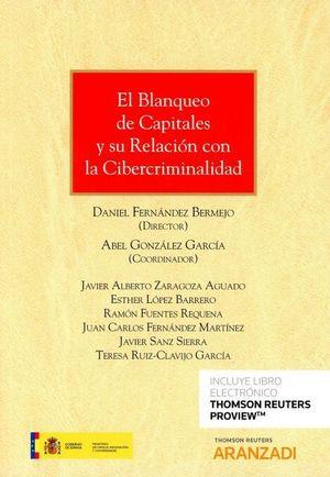 BLANQUEO DE CAPITALES Y SU RELACIÓN CON LA CIBERCRIMINALIDAD