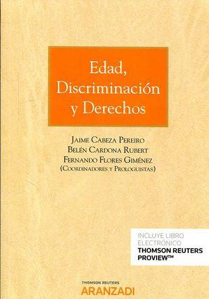 EDAD, DISCRIMINACION Y DERECHOS