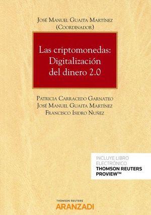 CRIPTOMONEDAS DIGITALIZACION DEL DINERO 2.0