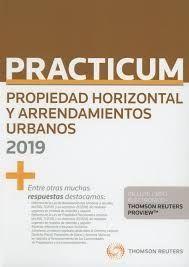 PRACTICUM. PROPIEDAD HORIZONTAL Y ARRENDAMIENTOS URBANOS 2019