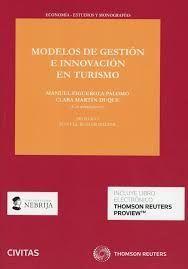 MODELOS DE GESTIÓN E INNOVACIÓN EN TURISMO