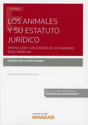 LOS ANIMALES Y SU ESTATUTO JURIDICO