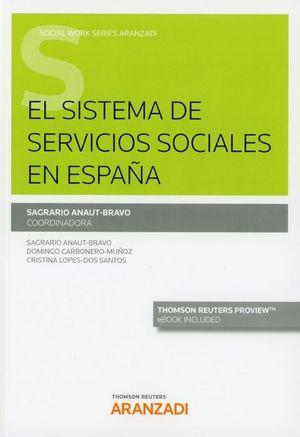 EL SISTEMA DE SERVICIOS SOCIALES EN ESPAÑA