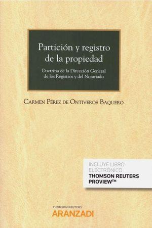 PARTICION Y REGISTRO DE LA PROPIEDAD