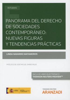 PANORAMA DEL DERECHO DE SOCIEDADES CONTEMPORANEO