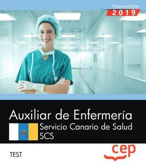 AUXILIAR DE ENFERMERÍA. SERVICIO CANARIO DE SALUD. TEST