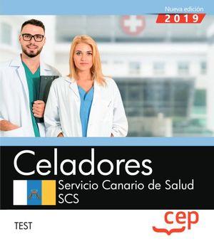 CELADOR SERVICIO CANARIO DE SALUD. TEST