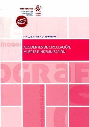 ACCIDENTES DE CIRCULACION, MUERTE E INDEMNIZACION