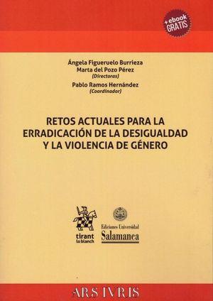 RETOS ACTUALES PARA LA ERRADICACIÓN DE LA DESIGUALDAD Y LA VIOLENCIA DE GÉNERO