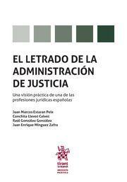 EL LETRADO DE LA ADMINISTRACION DE JUSTICIA