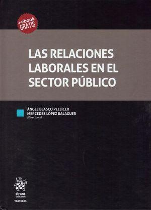 LAS RELACIONES LABORALES EN EL SECTOR PUBLICO
