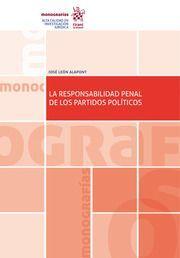 LA RESPONSABILIDAD PENAL DE LOS PARTIDOS POLITICOS