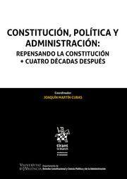 CONSTITUCION, POLITICA Y ADMINISTRACION