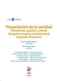 FINANCIACION DE LA SANIDAD