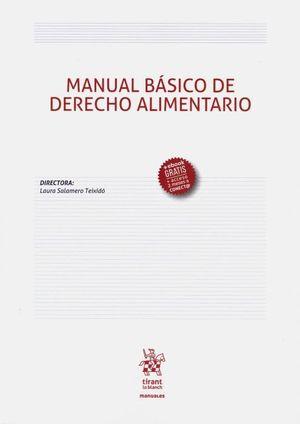 MANUAL BASICO DE DERECHO ALIMENTARIO
