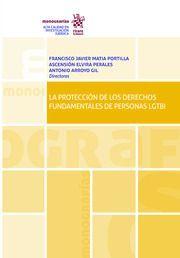 LA PROTECCION DE LOS DERECHOS FUNDAMENTALES DE PERSONAS LGTBI