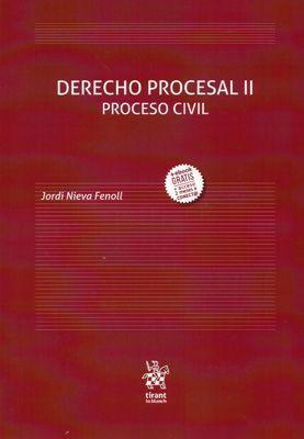 DERECHO PROCESAL II PROCESO CIVIL