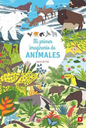 MI PRIMER IMAGINARIO DE ANIMALES