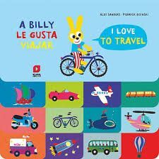 A BILLY LE GUSTA VIAJAR. I LOVE TO TRAVEL