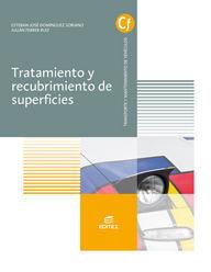 TRATAMIENTO Y RECUBRIMIENTO DE SUPERFICIES - GS