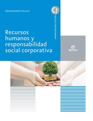 RECURSOS HUMANOS Y RESPONSABILIDAD SOCIAL CORPORATIVA GS