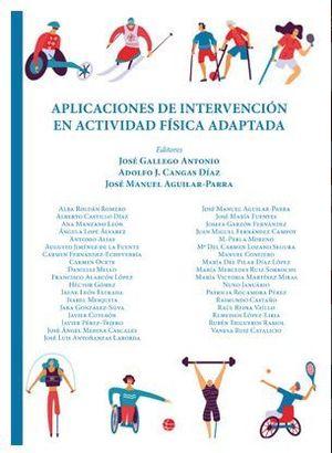 APLICACIONES DE INTERVENCION EN ACTIVIDADES FISICA ADAPTADA