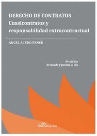 DERECHO DE CONTRATOS. CUASICONTRATOS Y RESPONSABILIDAD EXTRACONTRACTUAL