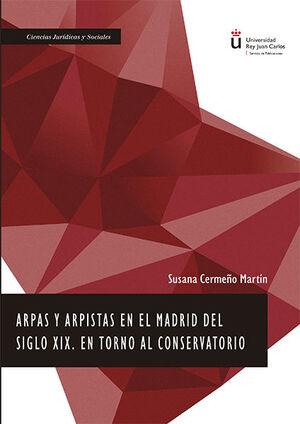 ARPAS Y ARPISTAS EN EL MADRID DEL SIGLO XIX