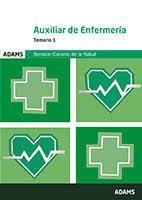 AUXILIAR DE ENFERMERIA TEMARIO 1 SERVICIO CANARIO DE SALUD