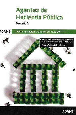 AGENTES DE HACIENDA PUBLICA T.1