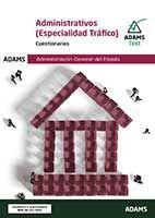 ADMINISTRATIVOS (ESPECIALIDAD TRÁFICO) CUESTIONARIOS