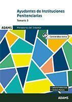 AYUDANTES INSTITUCIONES PENITENCIARIAS TEMARIO 3