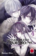EL CABALLERO VAMPIRO: RECUERDOS 04