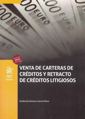 VENTA DE CARTERAS DE CREDITOS Y RETRACTO DE CREDITOS LITIGIOSOS