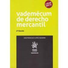 VADEMECUM DE DERECHO MERCANTIL