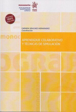 APRENDIZAJE COLABORATIVO Y TECNICAS DE SIMULACION