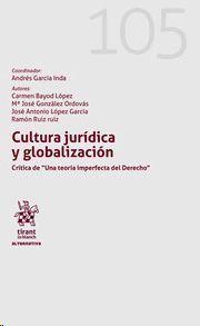 CULTURA JURÍDICA Y GLOBALIZACIÓN