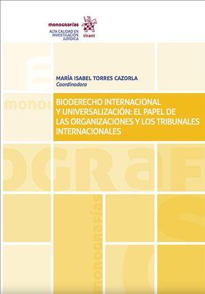 BIODERECHO INTERNACIONAL Y UNIVERSALIZACIÓN