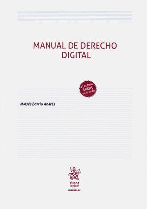 MANUAL DE DERECHO DIGITAL