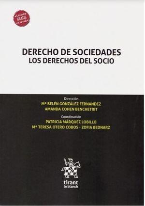 DERECHO DE SOCIEDADES. LOS DERECHOS DEL SOCIO