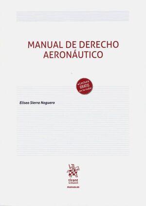 MANUAL DE DERECHO AERONÁUTICO