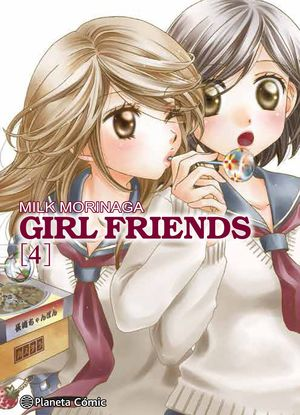 GIRL FRIENDS Nº 04/05