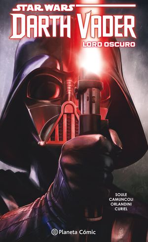 STAR WARS DARTH VADER LORD OSCURO HC (TOMO) Nº 02/04