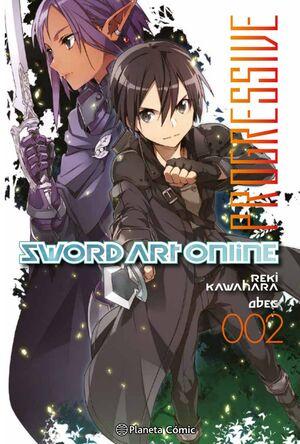 SWORD ART ONLINE PROGRESSIVE N.002