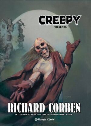 CREEPY - RICHARD CORBEN