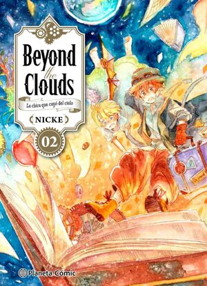 BEYOND THE CLOUDS Nº 02