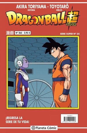 DRAGON BALL SERIE ROJA Nº 265